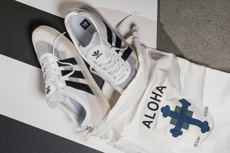 adidas Skateboarding より Gonz とのパートナーシップ20周年祝す新作モデル Aloha Super が登場 アディダス ゴンズ マーク ゴンザレス アロハ スーパー HYPEBEAST ハイプビースト スケシュー スニーカー
