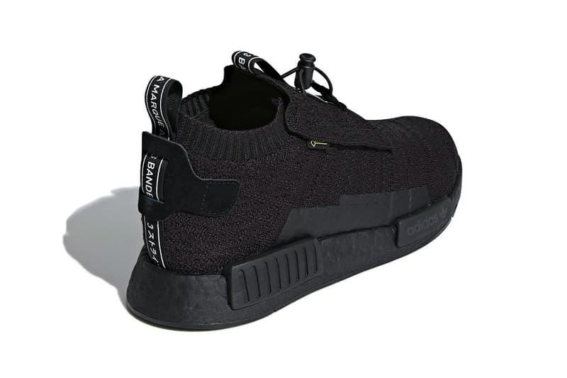 """adidas Originals より GORE-TEX gore tex ゴアテックス を用いた NMD TS1 """"Triple Black"""" が登場 アディダス オリジナルス HYPBEAST ハイプビースト スニーカー"""