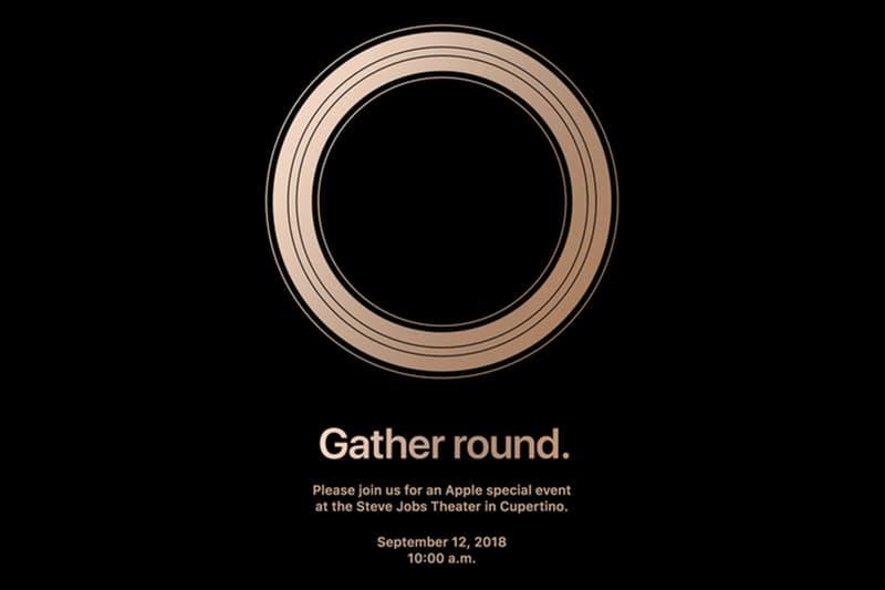 新型 iPhone の発表が濃厚とされる Apple 2018年秋イベントの日時が確定 アップル アイフォン HYPEBEAST ハイプビースト