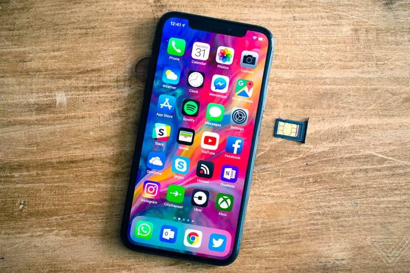 今秋の発表が噂される新型 iPhone の一部モデルは待望のデュアルSIMスロットを搭載? アップル アイホン アイフォン HYPEBEAST ハイプビースト X plus