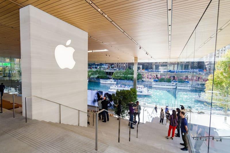 Apple が米企業で初となる時価総額1兆ドル突破  アップル HYPEBEAST ハイプビースト