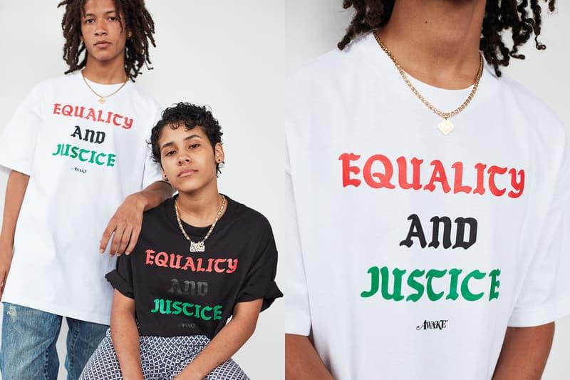 Awake NYより主役級の1着が揃う最新Tシャツコレクションが登場