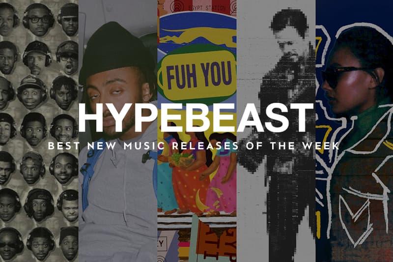 HYPEBEAST 編集部員5名が選ぶ先週の注目音楽リリース 5 選 HYPEBEAST ハイプビースト
