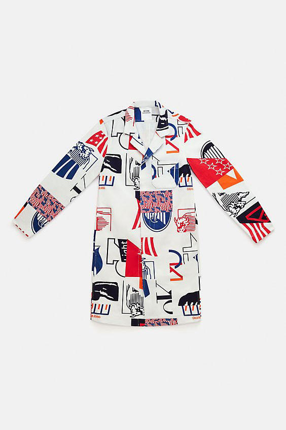 Calvin Klein Jeans が大胆なグラフィック使いが眩しいセットアップアイテムをリリース カルバン クライン エイサップ・ロッキー ハイプビースト HYPEBEAST