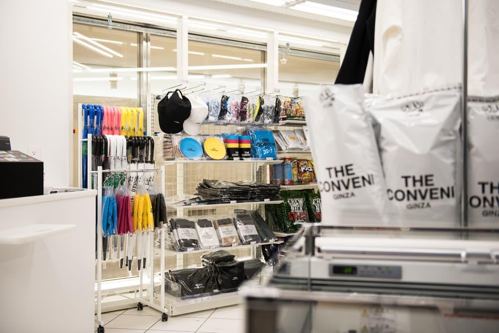 藤原ヒロシが手がける新コンセプトストア THE CONVENI の店内を初公開 コンビニ HYPEBEAST ハイプビースト