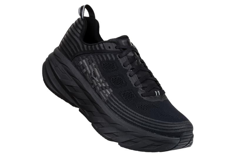 HOKA ONE ONE 高機能 モデル BONDI 6 全面刷新 新登場 ホカオネオネ ホカ オネ オネ HYPEBEAST ハイプビースト ボンダイ Sneaker シューズ スニーカー
