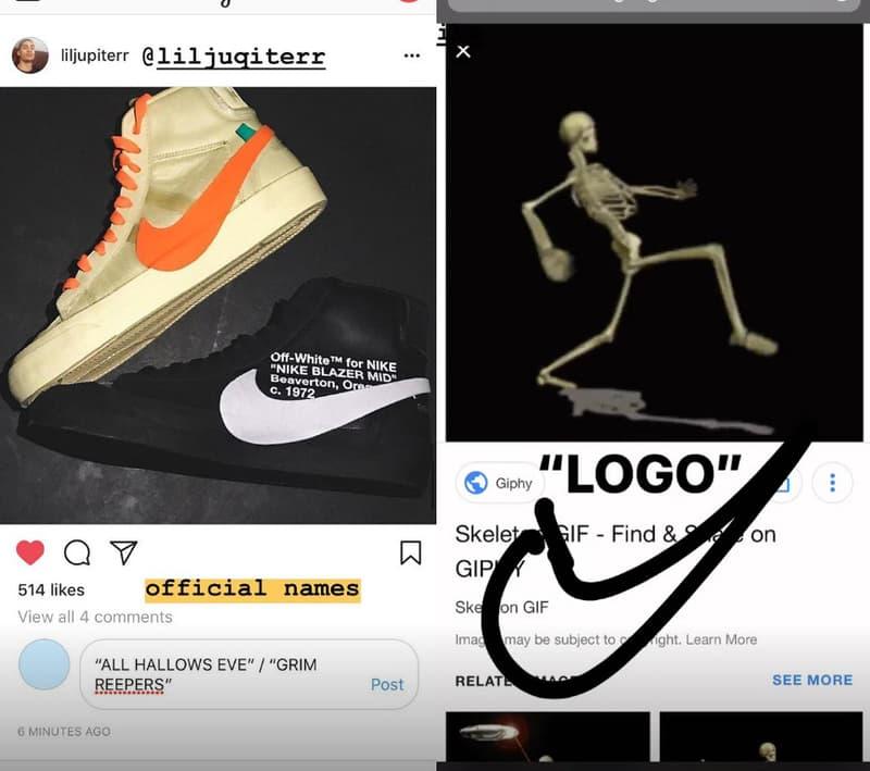 ヴァージル・アブローが Off-White™ x Nike Blazer の新作リリースを確約 〈Off-White™〉の公式Instagramに投稿された1本のストーリーが発売時期のヒント……?