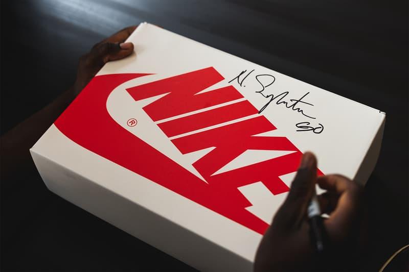 """ナイジェル・シルベスターが語る""""汚れた"""" Air Jordan 1 の誕生秘話 エアジョーダン 1 ナイキ HYPEBEAST ハイプビースト Nigel Sylvester"""