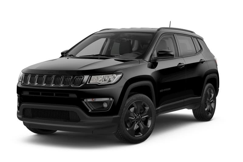 精悍な グレー ブラック カラー が輝く ジープ・コンパス 限定車、ナイトイーグル が登場 jeep commpass night eagle HYPEBEAST ハイプビースト