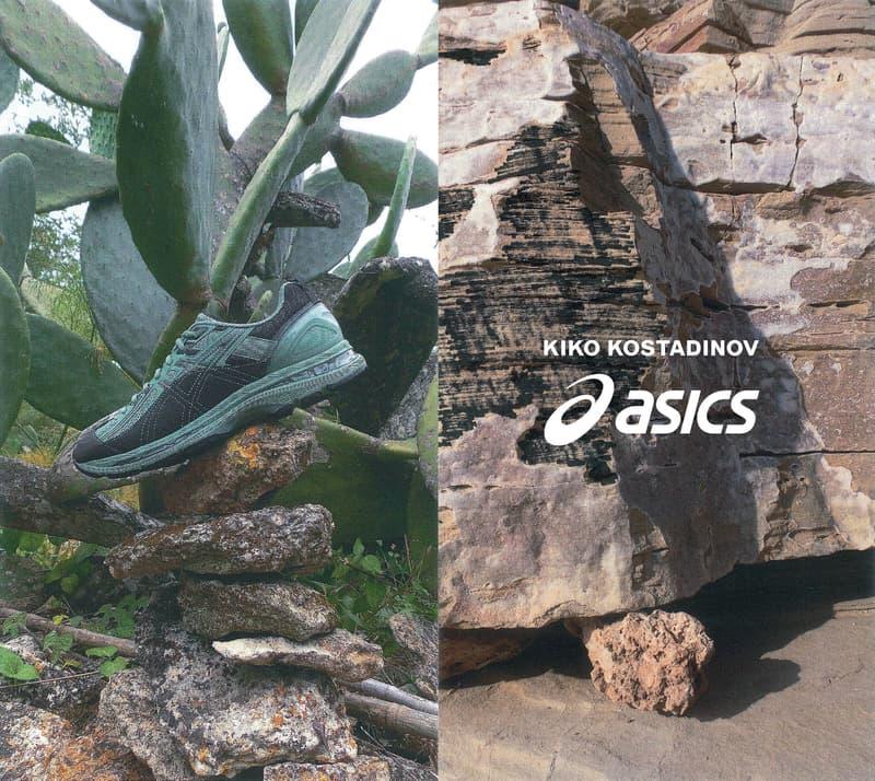 Kiko Kostadinov x ASICS のコラボスニーカー第2弾 GEL-BURZ 2 の国内発売日が決定 〈ASICS〉のランニングとトレイルモデルを融合したスニーカー界に新風を吹き込む注目コラボの公式情報が到着 初のコラボレーションで大成功を納めたKiko Kostadinov(キコ・コスタディノフ)と〈ASICS(アシックス)〉のコラボレーション。だが、両者のプロジェクトは単発では終わらず、今をときめくブルガリア人デザイナーは今年4月、第2弾の登場を確約するティーザー画像を公開していた。  そして遂に、『HYPEBEAST』の元に〈ASICS〉から続報が待望されていたコラボスニーカーに関する公式情報が舞い込んできた。GEL-BURZ 2と名付けられた本作は、Kikoの生まれ故郷であるブルガリアを彷彿とさせるような伝統的な陶器からヒントを得たカラーリングを全3色で展開。〈ASICS〉のランニング技術を凝縮したGEL-NIMBUS 20のソールに、トレイルウォーキングモデルのGEL-VENTURE 6のアッパーをマッシュアップすることで、軽量性や優れたクッション性の実現に成功している。また、第1弾のGEL-BURZ 1ではアシックスストライプ部分に透け感のあるTPUフィルムをオーバーレイしていたが、GEL-BURZ 2ではレザーパネルを採用している。  スニーカー界に新風を吹き込むKiko x〈ASICS〉のGEL-BURZ 2は8月10日(火)より発売開始で、価格は30,000円(税抜)。  この機会に、〈ASICS〉とのコラボモデル誕生秘話などを語るKikoのインタビューもプレイバックしてみてはいかがだろうか。