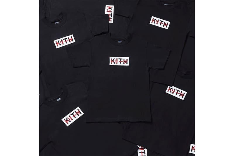 """Kith Treats Tokyo がオープン1周年記念アイテムのティーザーを公開 1周年を記念する限定カプセルコレクションでは""""トリーツ""""の刺繍を施したフーディとTシャツが登場か 昨年8月25日(金)に渋谷の神南エリアにオープンした『Kith Treats Tokyo(キス トリーツ トウキョウ)』。オーナーであるRonnie Fieg(ロニー・ファイグ)の少年時代からの""""夢""""をカタチにしたこのシリアルバーは『KITH』にとって初めての国外出店であり、期間限定商品のみならず、要所要所で『Kith Treats』の限定アパレルをリリースし、小さなスペースからグルメとファッションの二刀流で話題作りを行ってきた。  その『Kith Treats Tokyo』も、早くもオープンから1年を迎える。先日『HYPEBEAST』のInstagramでは2日間限定発売される1周年記念メニュー、アイスクリーム/ミルクシェイクをご紹介したが、@kithtreatstokyoではこの節目を記念するカプセルコレクションのティーザーが公開されている。その写真に映り込むのはブラックボディのフーディとTシャツで、『KITH』のボックスロゴの上には赤字で""""トリーツ""""の文字を刺繍。詳細は近日発表とのことなので、今週は彼らからのアップデートに注視する必要がありそうだ。  この機会に、Ronnieが『Kith Treats Tokyo』オープンの理由や今後の展望について言及したインタビュー記事もプレイバックしておこう。"""