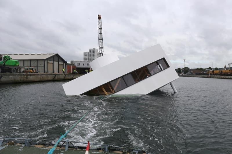 デンマークで開催中の壮大な水上インスタレーションの祭典をチェック HYPEBEAST ハイプビースト