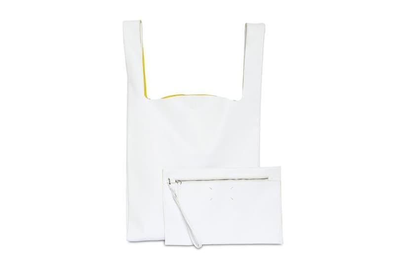 Maison Margiela よりレジ袋?を連想させるような斬新なレザートートバッグが登場 マルジェラ HYPEBEAST ハイプビースト