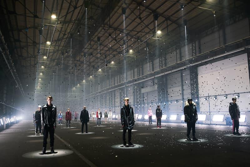 """MASTERMIND WORLD 2018年秋冬コレクション """"SCENE.1 MISSIONS"""" がまもなくローンチ 無観客で行われたランウェイショーの舞台裏を『HYPEBEAST』が独占公開"""