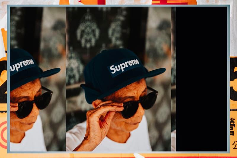 """Interviews:90歳を迎えた台湾のストリートクイーン ムーン・リン 〈Supreme〉や〈Y-3〉を自由自在に着こなすファンキーなお婆ちゃんのファッションへ対する想いとは Instagramでご存知の方も多いであろう、90歳の卒寿を迎えたMoon Lin(ムーン・リン)は、64歳で活躍するスケートボーダーのLena Salmi(レナ・サルミ)のようにストリートウェアには年齢制限があるという考えを無視し、独自のファッション論を展開し人生を謳歌している。彼女に注目するおよそ94,000人のフォロワーは、Linが行う〈Supreme(シュプリーム)〉や〈Y-3(ワイスリー)〉のようなアイテムを日々のファッションに取り入れる比較的簡単でやりやすいミックススタイリングに魅力を感じている。先日『HYPEBAE』によって行われた、彼女の趣味趣向や彼女の持つ影響力について、また、ライフスタイルを深く掘り下げた彼女へのインタビューを紹介しよう。  ー 新しいファッションを見つけることに感動することはありますか?  わたしにとって、わたしのスタイルは特別""""ファッショナブル""""というわけではありません。私は90歳で、ある意味それが全て。だから私はやりたいことをその時にしたいし、快適な服や好きな色、好きなスタイルで洋服を着たいと思っていますよ。周りの人が何を思っているかの心配は全くしません。自分が着たいから着る、ただそれだけなんです。   ー モチベーションの一環としてのソーシャルメディアについて、何か想うことはありますか?  そうですね。わたしは、朝起きて自分自身を写真に撮って記録することに面白みを感じています。80代半ばになったときに、起きるのも億劫で、体調のこともありますし部屋で静かにしていたいと思っていました。でも自分自身がドレスアップする方法を学んだ後は、欲しいものへの欲求やそれを身につける楽しみが朝目覚めた時の興奮材料やモチベーションになったんです。そうですね、やっぱり好きな服で自分を着飾って写真を撮るのが好きですね。   ー どんなブランドをチョイスしますか?  私は〈Supreme(シュプリーム)〉、〈PUMA(プーマ)〉、〈Nike(ナイキ)〉、〈adidas(アディアダス)〉のような西洋のブランドが基本的に好きです。でも、今注目していて今後サポートしていきたいと思っているのが、〈A A Stairs(以下ALT)〉や『Plain-Me』のような台湾のブランド。〈ALT〉についてはすごく好きなのですが、理由としては台湾の若者によって設立され、そのブランドの持つ魅力によって人気が高まりシーンを盛り上げているから。私は若い頃に食料品の店を持っていましたが、生計をたてることは簡単ではない。何かを作り、それを成し遂げ、軌道にのせることは難しいことです。大きなブランドを育てるためには大きな努力をしなければなりません。ですから尊敬しますし、サポートもしたいと思っています。  ー あなたのインスピレーション源を教えてください。  私にインスピレーションを与えてくれていた人々はみんな天国に行きました。Teresa Teng(テレサ・テン)のような美しさを持ち、勤勉で若くエネルギッシュで、常に注目していたい若手スターも何人かいます。例えば、Justice Lin(ジャスティス・リン)。彼のライフスタイルは魅力的で、理想的な家族の姿をしているのではないかしら。彼の子供たちもとてもかわいくて常に注目してしまう。他にはTing Yang(ティン・ヤン)という少し難しいけれど面白い少女など、とにかくインスピレーションを与えてくれる人は沢山います。  Linのインタビュー全文を読みたい方は、是非『HYPEBAE』までアクセスしてみてほしい。  ちなみに、〈Supreme〉の2018年秋冬コレクションで特に注目されているアイテムを調査した『SupremeCommunity』のアンケート結果はもう確認済み?"""