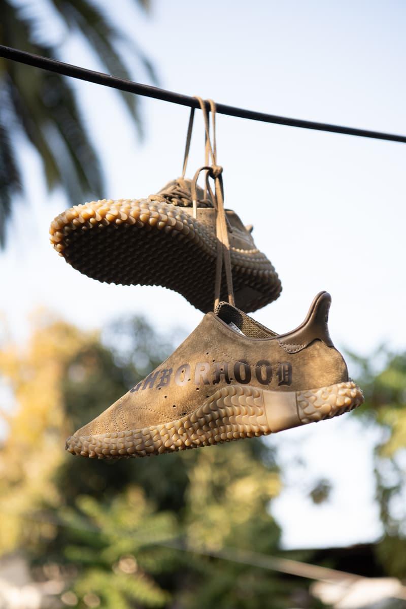 adidas x NEIGHBORHOOD がミリタリー色を全面に押し出した2018年秋冬コレクションを発表 Kayne Westをサポートすることでも知られるカリ・ソーンヒル・デウィットをゲストアーティストに招聘