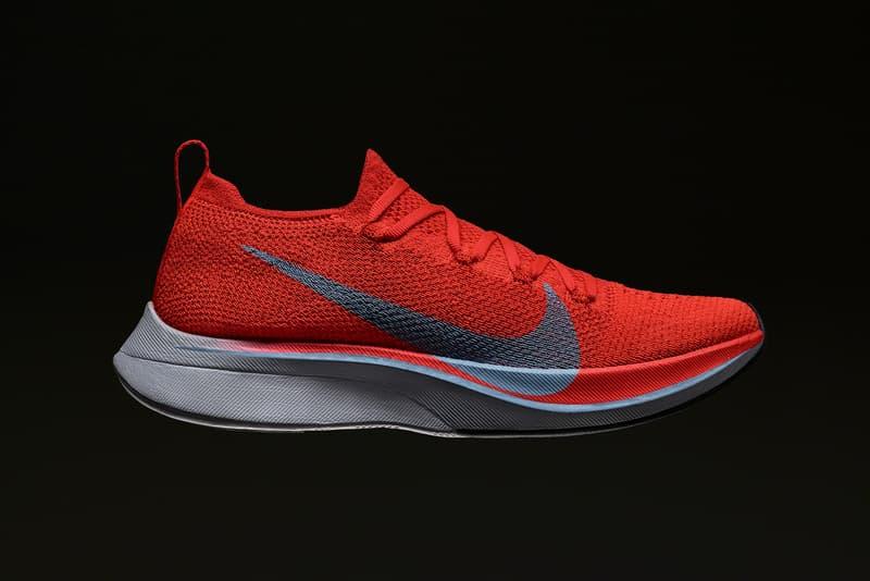 Nike が Flyknit 素材を用いた世界最高峰の新作ランニングシューズ Zoom Vaporfly 4% Flyknit を発売 ナイキ フライニット ズームフライ ズーム フライ ベイパーフライ ヴェイパーフライ ランシュー HYPEBEAST ハイプビースト ランニング