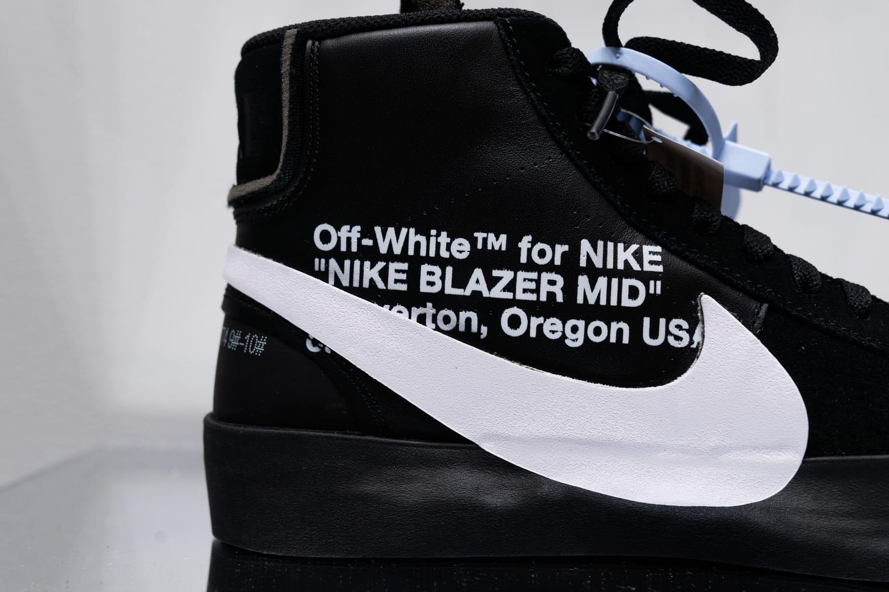 off white blazer black legit check