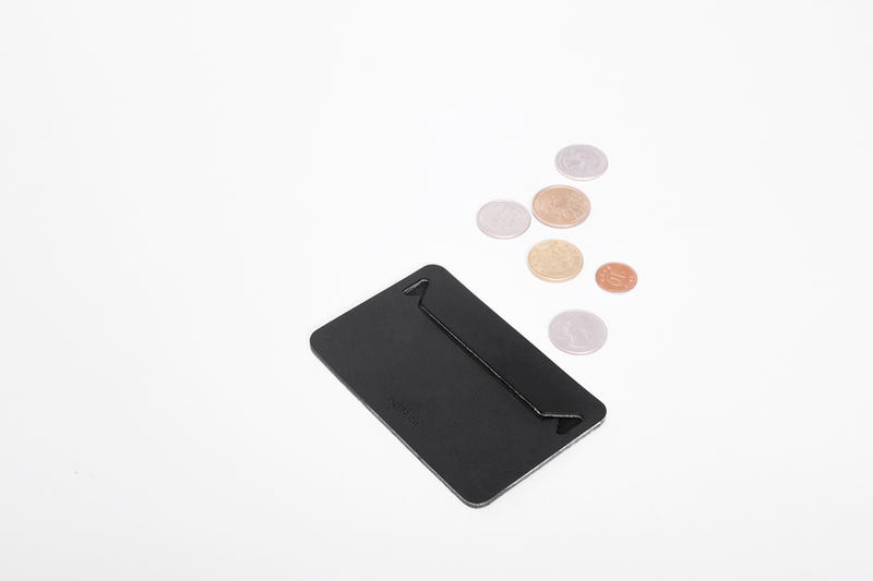 現代のライフスタイルに合わせて財布を再定義した最小限でシンプルなFLAT WALLET
