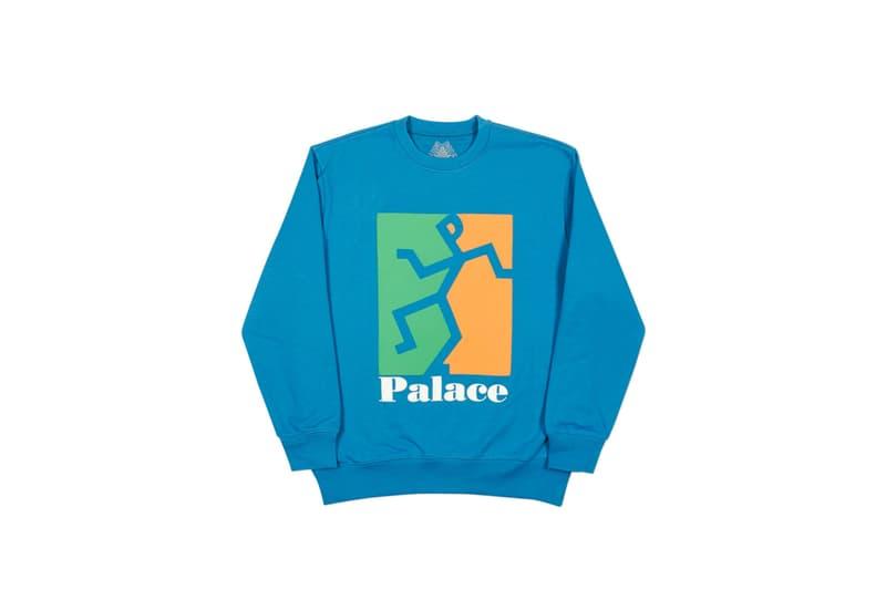 """Palace 2018年秋コレクションのアイテムを一挙ご紹介 100型を超える圧巻のボリュームでお届けするロンドンスケートレーベルの新シーズンを予習しておくべし 〈Supreme(シュプリーム)〉より一足先に、〈Palace(パレス)〉が2018年秋コレクションの全貌を解禁。そして、ルックブックに引き続き、『HYPEBEAST』の元には今季展開されるアイテムの一覧が到着した。  クラシカルなテイストを織り交ぜつつもスポーティーなしつらえに仕上げられ、100型超えという圧巻の規模感での構成となる新シーズンは、アノラックやスウィングトップ、フーディ、ポロ、コミカルなTシャツなど、〈Palace〉の定番であるヴィンテージライクなアイテムがずらりと並ぶ。その中でもあえて変化球なプロダクトをピックアップするのであれば、鯉柄に""""パレス""""の文字を配した開襟シャツ、テーラードジャケット/パンツのセットアップ、上級者の心をくすぐるリンガーTシャツ、ZIPニットなどになるだろうか。また、グラフィックやロゴからは70'sや80'sの香りが漂い、引き続きユーモラスな独自路線を貫いている。  〈Palace〉の2018年秋コレクションは、8月11日(土)午前11時より日本版オンラインストアにてリリース。発売に先駆けて、上のフォトギャラリーから気になるアイテムのリストアップを済ませておこう。  あわせて、Lev Tanju(レヴ・タンジュ)やBlondey McCoy(ブロンディ・マッコイ)が登場する今季のルックブックもお見逃しなく。"""