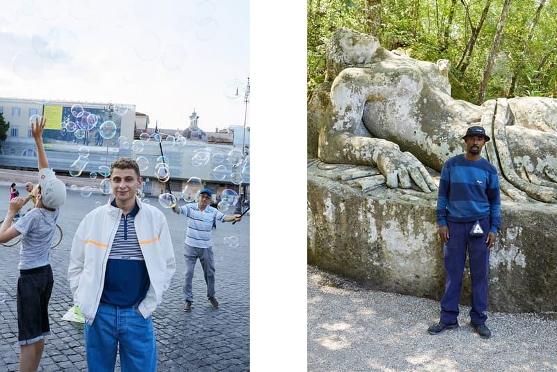Palace 2018年 コレクション ルック ブック パレス ブロンディ マッコイ ルシアン クラーク レブ タンジュ レヴ