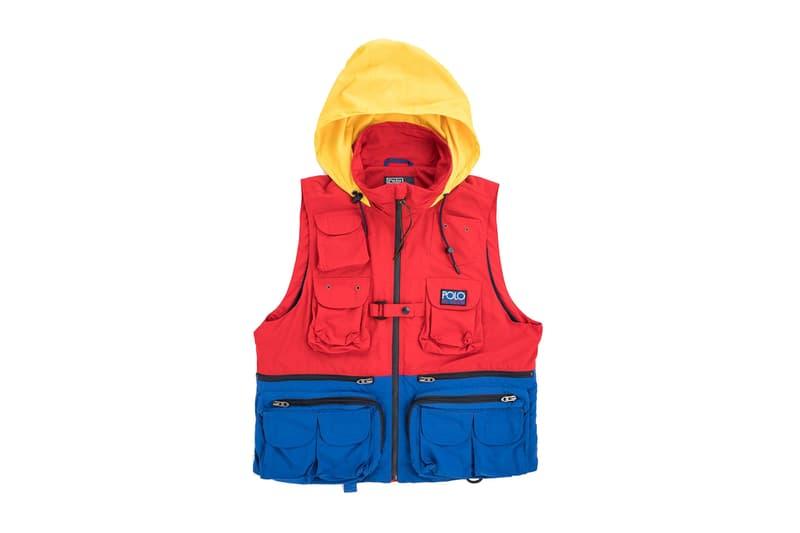 "Polo Ralph Lauren ""Hi Tech"" Jacket Sweater T HYPEBEAST"