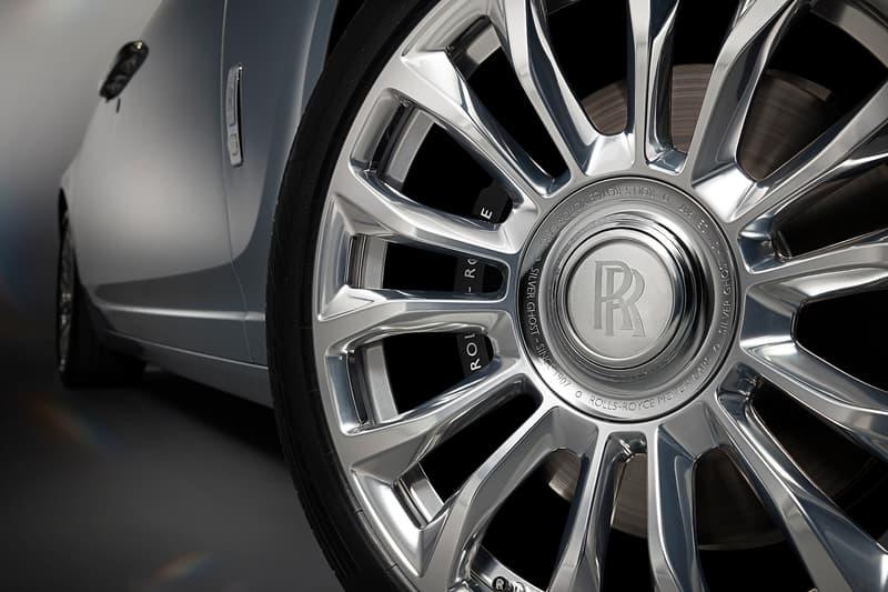 """世界各国の王侯貴族や富豪に愛され、大正天皇の御料車としても知られる名車中の名車のDNAを継承した特注4ドアモデル Rolls-Royceが世界最高の自動車""""シルヴァーゴースト""""に敬意を表す限定コレクションを発表"""