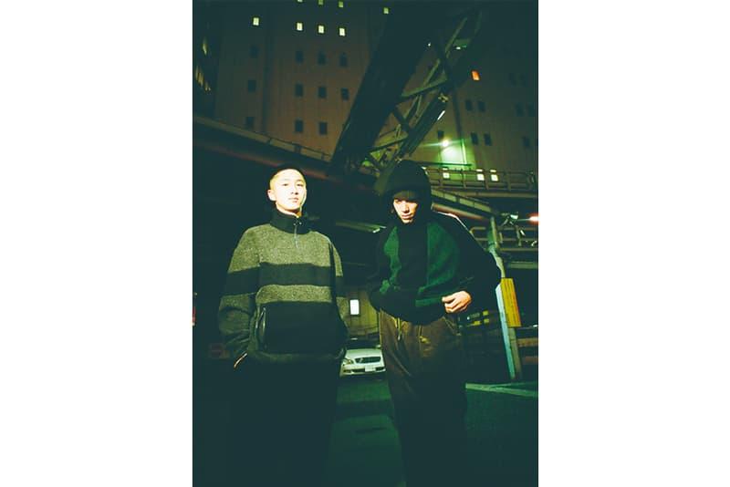 """""""渋谷"""" をシーズンテーマに設けた SON OF THE CHEESE 2018年秋冬ルックブックが公開"""