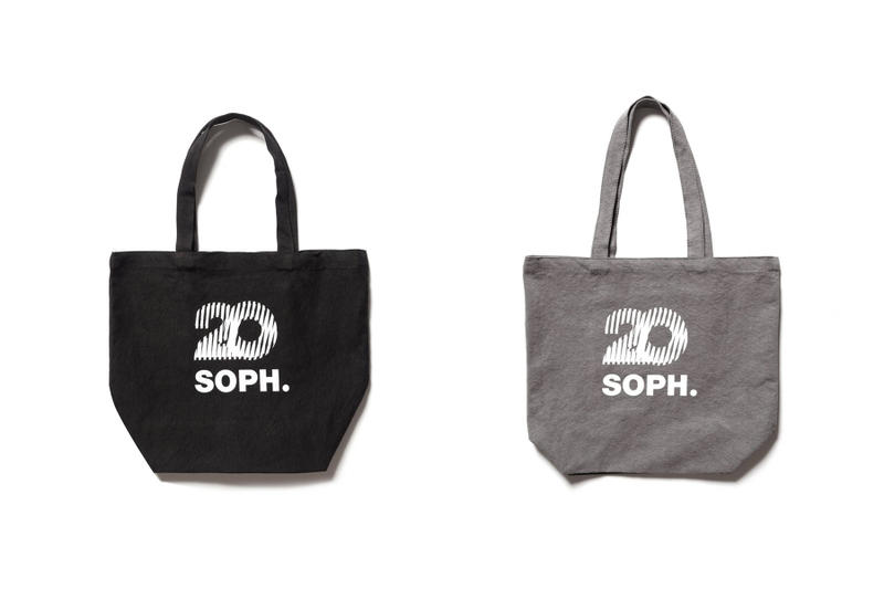 SOPH. が設立20周年記念にオンライン限定ブランド SOPH.20 を始動 ロゴは〈SOPHNET.〉のスコーピオンロゴやMassive Attackの作品を手がけたトム・ヒングストンがデザイン ロゴは〈SOPHNET.〉のスコーピオンロゴやMassive Attackの作品を手がけたトム・ヒングストンがデザイン
