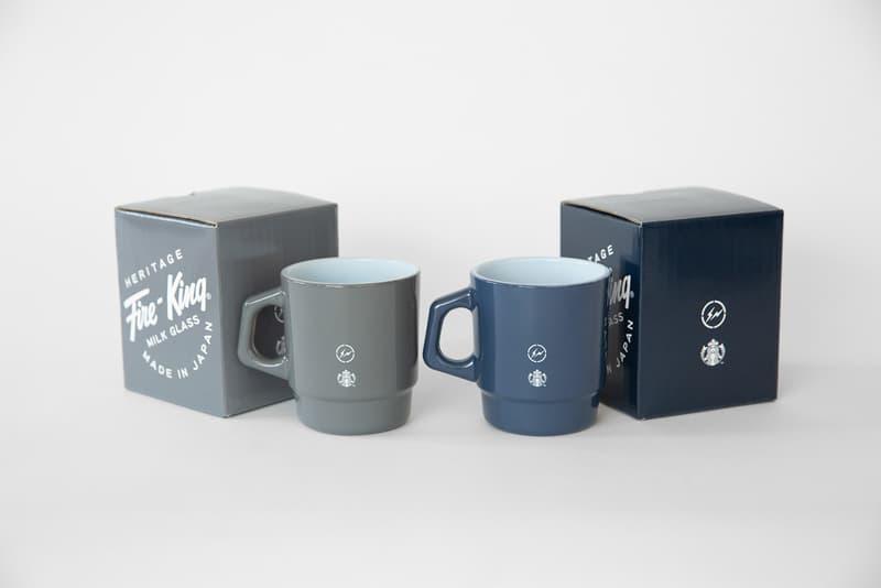 Starbucks fragment design Fire-King グラスマグ 新作コラボスターバックス フラグメント ファイヤーキング HYPEBEAST ハイプビースト