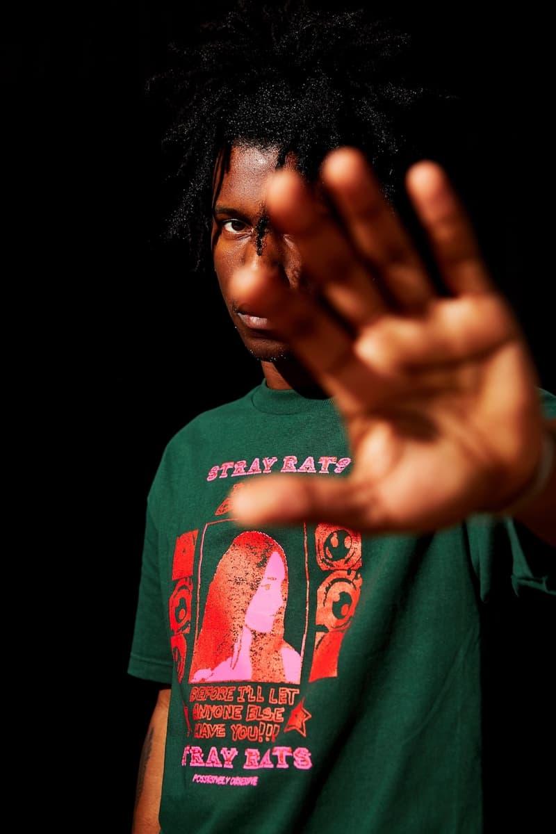 """マイアミを拠点とするストリートレーベル Stray Rats が2018年春夏を締め括る """"End of Summer"""" をドロップ ストレイ ラッツ ハイプビースト HYPEBEAST"""