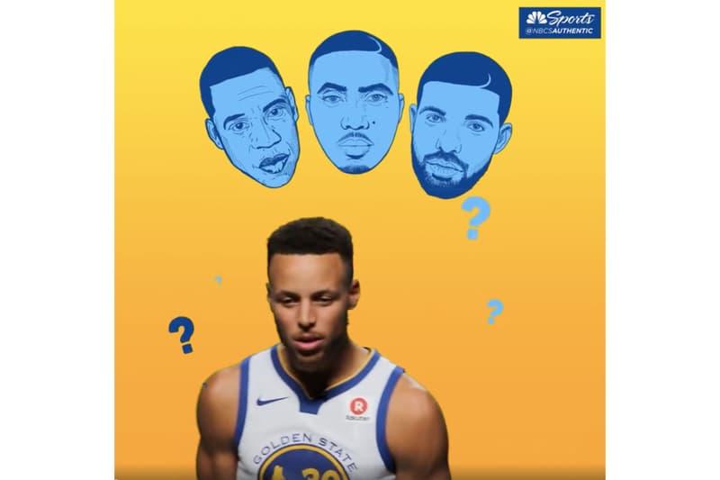カリーやデュラントら NBA ウォリアーズ所属の選手が選ぶ歴代ベストラッパー TOP 5 Curry Durant warriors HYPEBEAST ハイプビースト