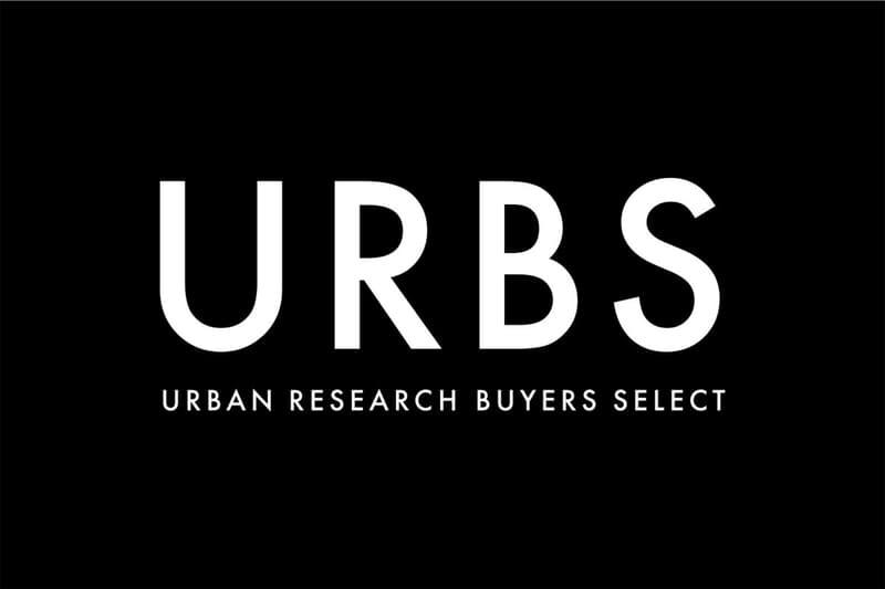 URBAN RESEARCH が原点回帰をテーマに掲げEC限定ストア URBS を大刷新 デザイン一新に伴い〈UR〉と所縁の深い実力派ブランドとのエクスクルーシブアイテムも大量に発売