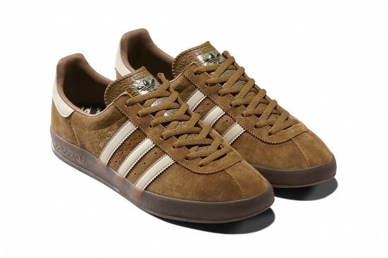 "adidas Originals Spezial Fall/Winter 2018 ""Acid Winter"" Punstock SPZL Loton Jacket Aigburth Anorak Beckenbauer ZX452 Marathon Munchen Super SPZL HYPEBEAST"