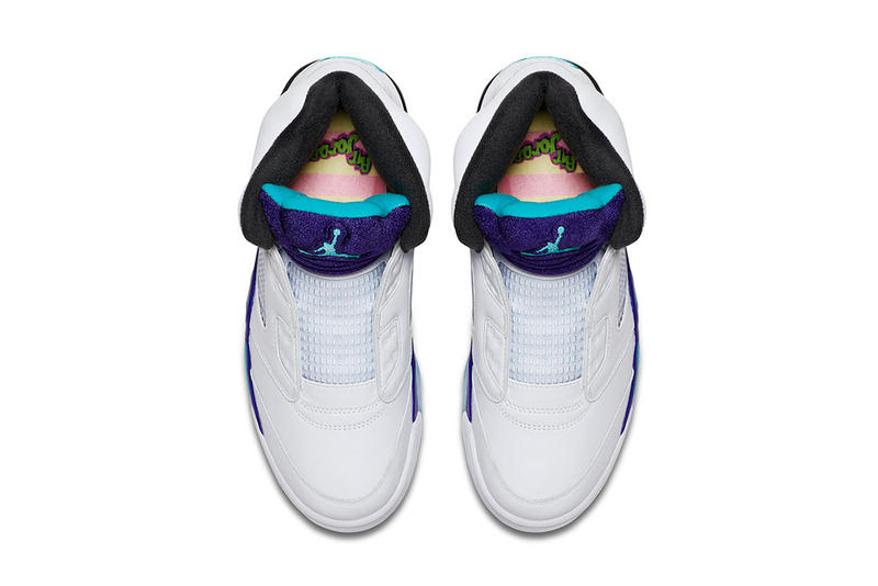 """ウィル・スミスにオマージュを捧げる Air Jordan 5 """"Fresh Prince"""" の公式ビジュアルが解禁 will smith nike エアジョーダン 5 hypebeast ハイプビースト"""