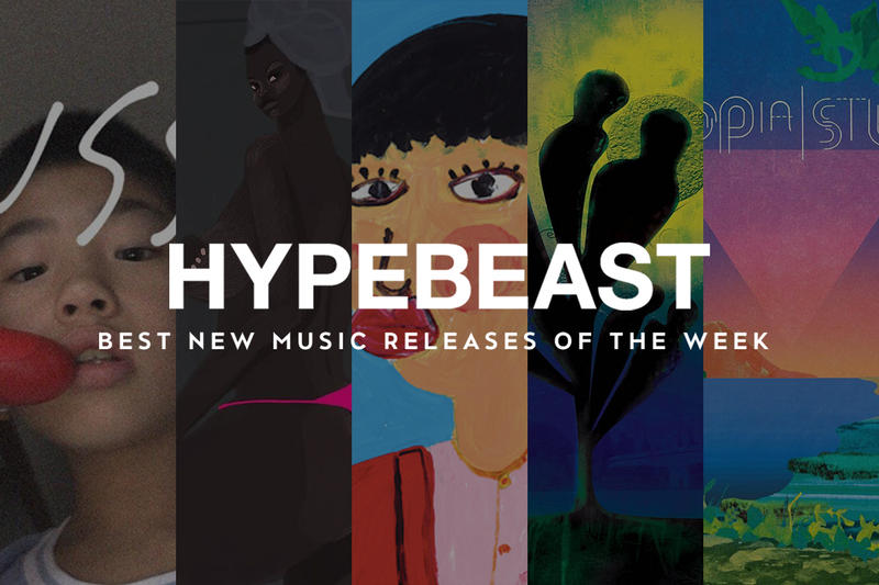HYPEBEAST 編集部員が選ぶ注目音楽リリース 5 選 Vol.4(2018/9/3-9) ハイプビースト ミュージック 新曲 新アルバム ハイプビースト