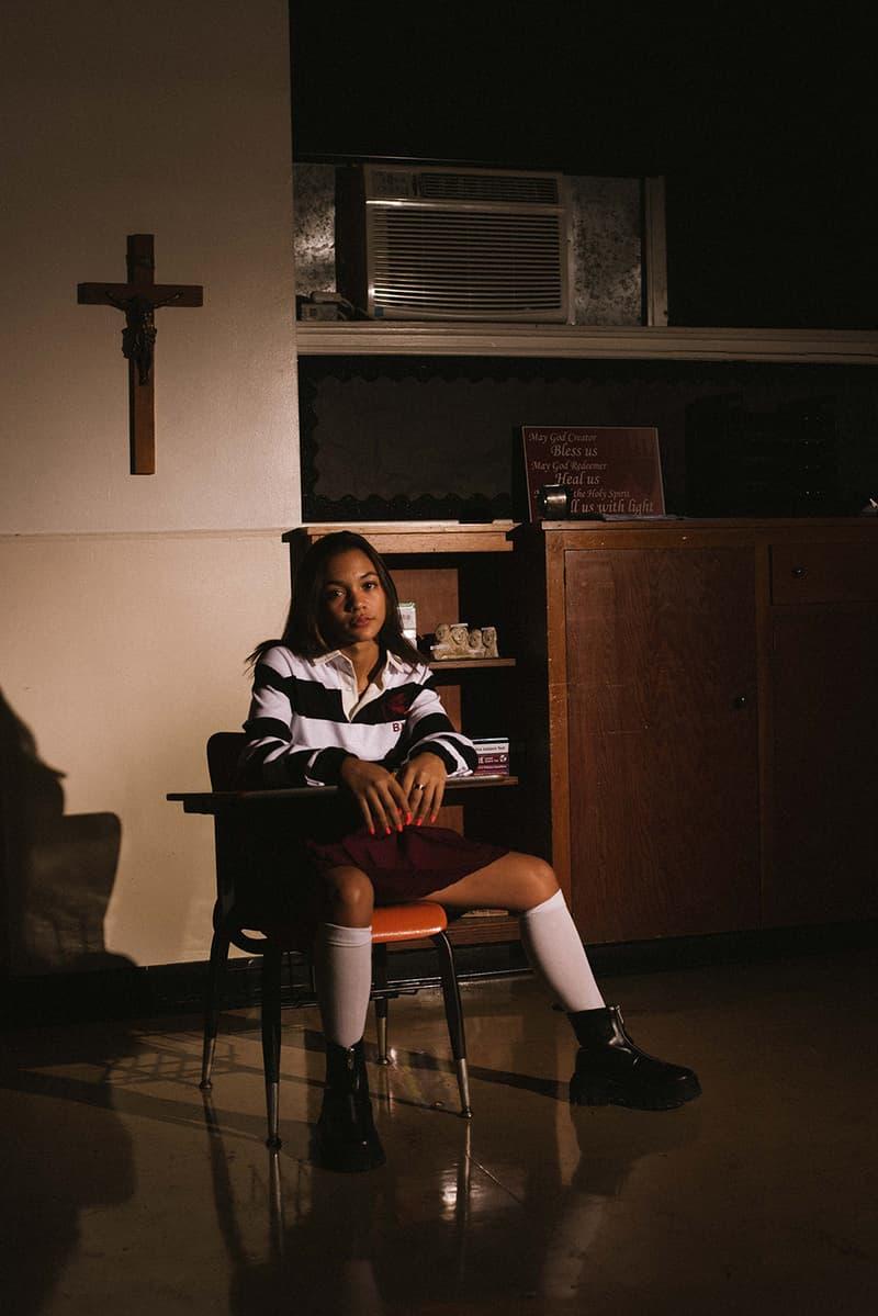BornxRaised Fall 2018 Lookbook Parka Hoodie Tee T shirts online HYPEBEAST