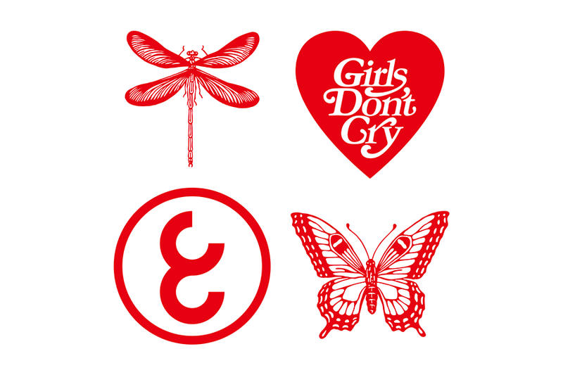 VERDY Hiroshi Fujiwara Shota Matsuda CAREERING Girls Don't Cry pierce accessory collaboration HYPEBEAST