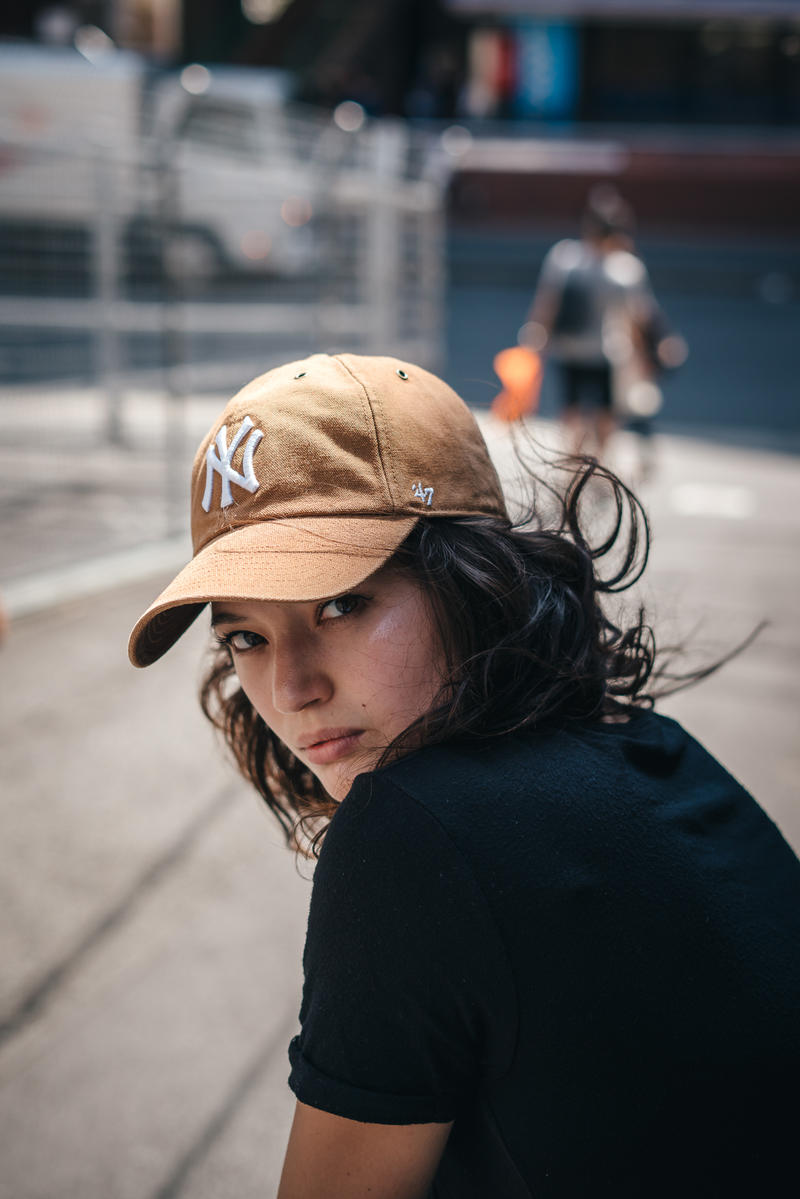 Carharrt x '47 x MLB Cap New York Boston Work Wear Street HYPEBEAST