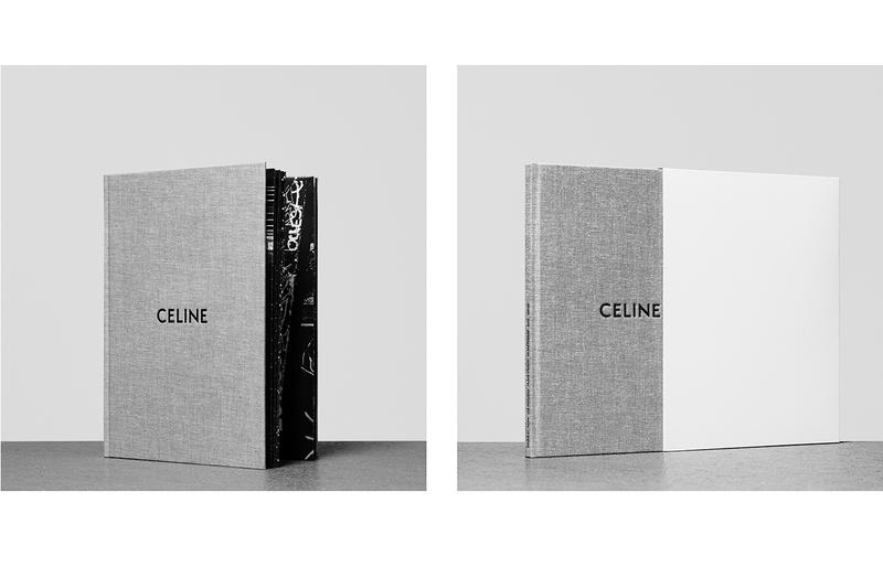 celine がエディ スリマンの初コレクションに先駆け書籍形式の