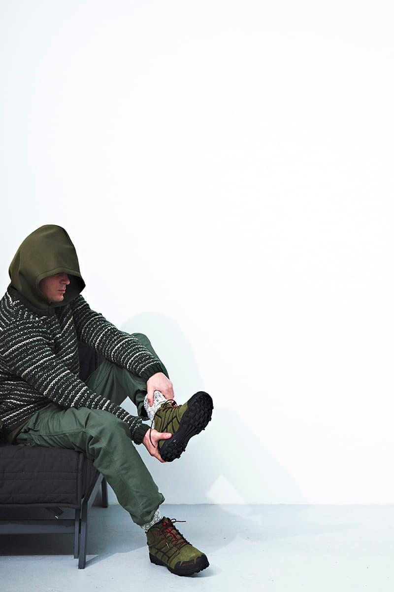 ミニマリスティックなカジュアルスタイルで構成した COVERCHORD 2018年秋冬エディトリアル シルエット、丈感、色合い、ジャンルなど様々な遊びが垣間見える秋冬スタイルのお手本ルックをチェック vendar ベンダー COVERCHORD カバーコード WACKO MARIA ワコ マリア nonnative ノンネイティブ Aries アリーズ Engineered Garments エンジニアード ガーメンツ N.HOOLYWOOD エヌ.ハリウッド Nike ナイキ adidas アディダス HYPEBEAST ハイプビースト