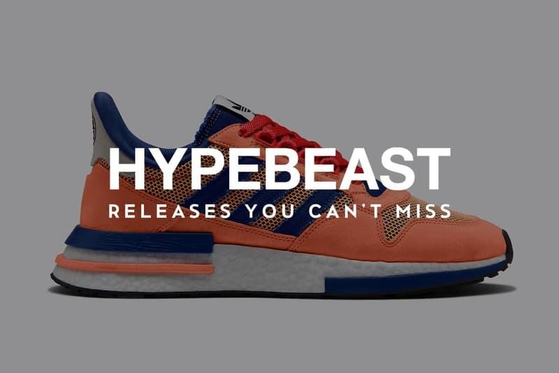 見逃したくない今週のリリースアイテム 6 選(2018|9/24~9/30) 〈Supreme〉x〈Nike〉の最新カプセルや待ちに待った『ドラゴンボール Z』x〈adidas Originals〉によるコラボフットウェア2型が登場 HYPEBEAST ハイプビースト