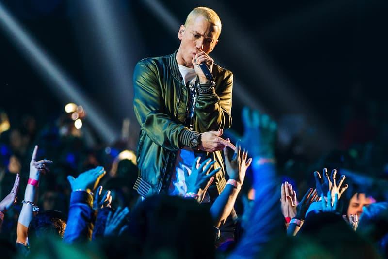 "Eminem's ""KILLSHOT"" YouTube Record Hip-Hop Video Music Listen Machine Gun Kelly Chart Data Beef Started Origins Kamikaze"