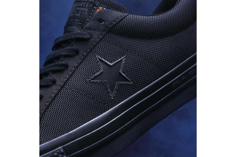コーデュラ®生地を用いた Converse x Carhartt WIP による コラボ One Star 計3色が登場 コンバース ワンスター カーハート HYPEBEAST ハイプビースト
