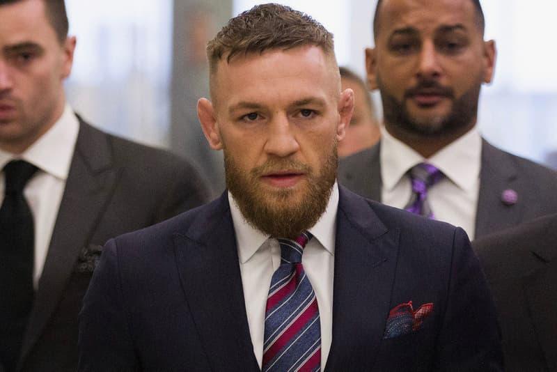 """コナー・マクレガー が2018年4月の"""" ブチ切れ バス 襲撃 事件 """"で UFC 選手 から遂に 訴えられる Conor McGregor HYPEBEAST ハイプビースト"""