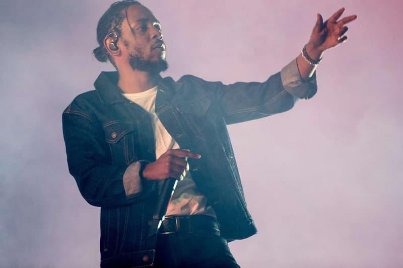 Kendrick Lamar の新作アルバムが早くも完成間近? ケンドリック・ラマー HYPEBEAST ハイプビースト