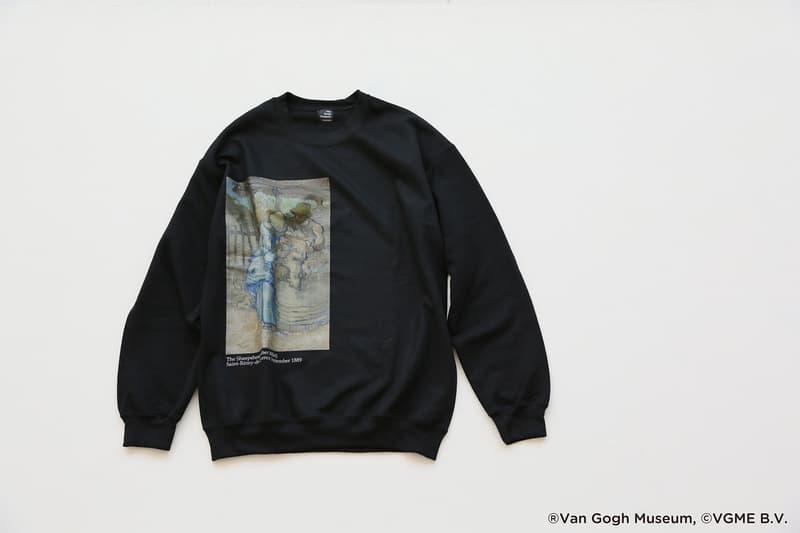 ゴッホ 名作アートを大胆に落とし込んだアパレルが JOURNAL STANDARD ジャーナルスタンダード Vincent Van Gogh フィンセント・ファン・ゴッホ Tシャツ HYPEBEAST ハイプビースト
