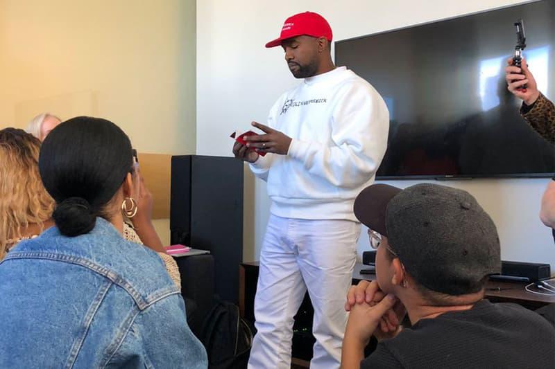 カニエ・ウェスト Kanye West の矛盾だらけのアウトフィットが波紋を呼ぶ トランプ adidas アディダス nike ナイキ コリン・キャパニック