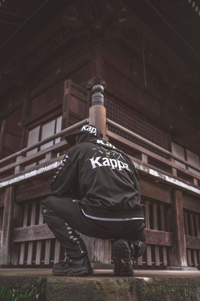WHIZ LIMITED x Kappa FW18 Tokyo Editorial HYPEBEAST