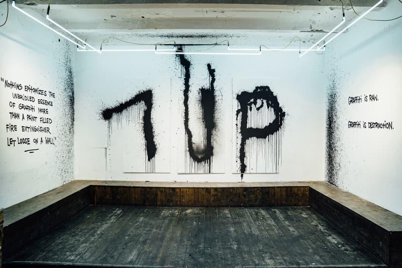 ONE WEEK WITH 1up Carhartt WIP WAG Gallery Graffiti Martha Cooper Street Art Stash KAWS Futura HYPEBEAST HIP HOP New York Berlin